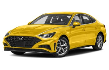 2020 Hyundai Sonata - Glowing Yellow