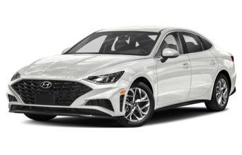 2021 Hyundai Sonata - Quartz White
