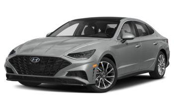 2022 Hyundai Sonata - Shimmering Silver