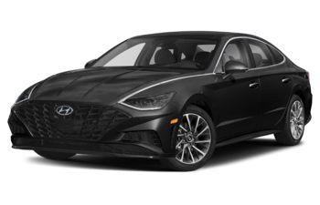 2022 Hyundai Sonata - Twilight Black