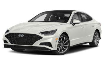 2022 Hyundai Sonata - Quartz White