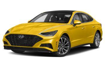 2021 Hyundai Sonata - Glowing Yellow