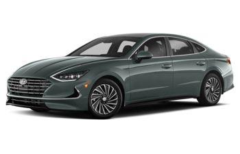 2021 Hyundai Sonata Hybrid - Hampton Grey