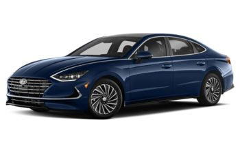 2021 Hyundai Sonata Hybrid - Oxford Blue