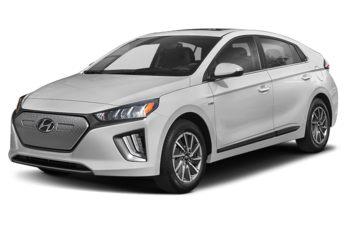 2020 Hyundai Ioniq EV - Polar White