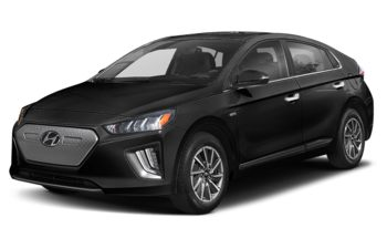 2020 Hyundai Ioniq EV - Phantom Black