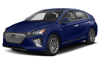 2020 Hyundai Ioniq EV - Intense Blue