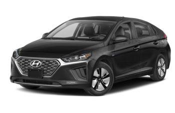 2021 Hyundai Ioniq Hybrid - Phantom Black