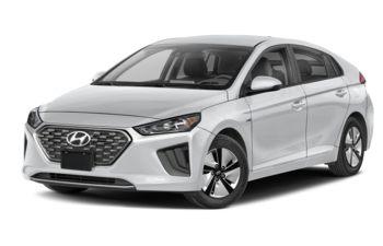 2021 Hyundai Ioniq Hybrid - Polar White