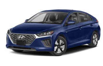 2021 Hyundai Ioniq Hybrid - Intense Blue