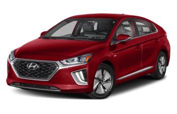 2021 Hyundai Ioniq Hybrid - N/A