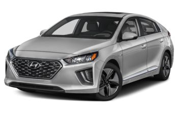 2020 Hyundai Ioniq Hybrid - Typhoon Silver