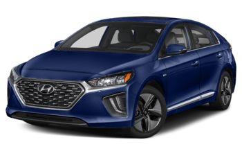 2020 Hyundai Ioniq Hybrid - Intense Blue