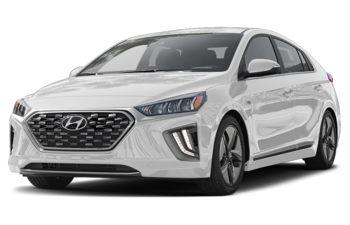 2020 Hyundai Ioniq Hybrid - Polar White