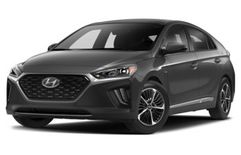 2021 Hyundai Ioniq Plug-In Hybrid - Amazon Grey