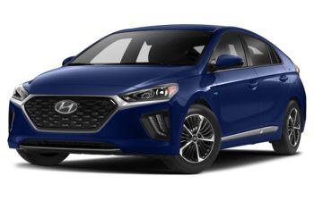 2021 Hyundai Ioniq Plug-In Hybrid - Intense Blue
