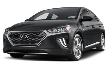 2020 Hyundai Ioniq Plug-In Hybrid - Iron Grey