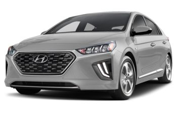 2020 Hyundai Ioniq Plug-In Hybrid - Polar White