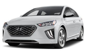 2020 Hyundai Ioniq Plug-In Hybrid - Intense Blue