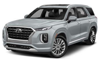 2020 Hyundai Palisade - Lagoon Silver
