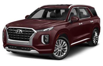 2020 Hyundai Palisade - Sierra Burgundy