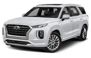 2020 Hyundai Palisade - Hyper White