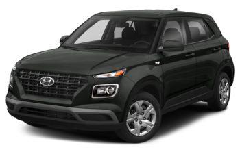 2021 Hyundai Venue - Space Black