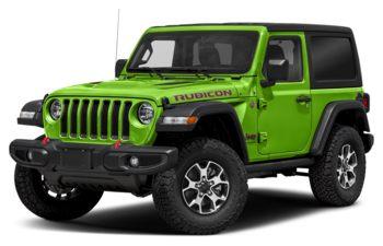 2020 Jeep Wrangler - Bikini Pearl