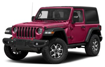 2021 Jeep Wrangler - Snazzberry Pearl