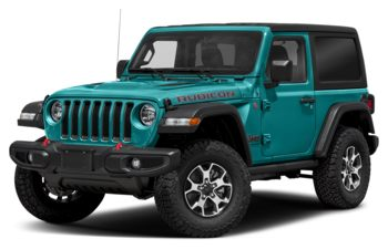 2020 Jeep Wrangler - Bright White