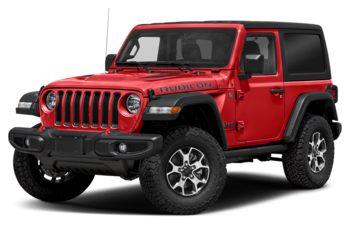 2021 Jeep Wrangler - Hellayella