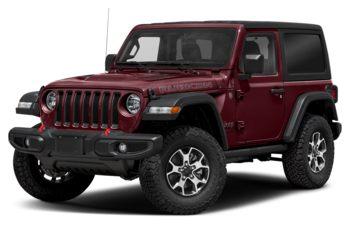 2021 Jeep Wrangler - Chief