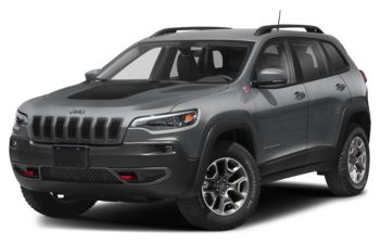 2021 Jeep Cherokee - Billet Silver Metallic