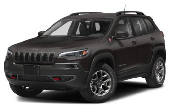 2020 Jeep Cherokee - Granite Crystal Metallic