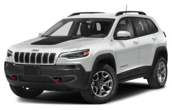 2020 Jeep Cherokee - Bright White