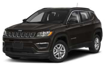 2021 Jeep Compass - Granite Crystal Metallic
