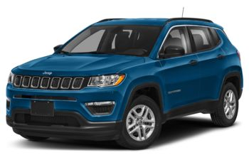 2020 Jeep Compass - Jazz Blue Pearl