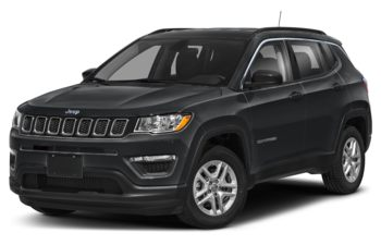 2020 Jeep Compass - Olive Green Pearl