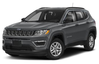 2020 Jeep Compass - Billet Silver Metallic