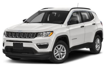 2020 Jeep Compass - White