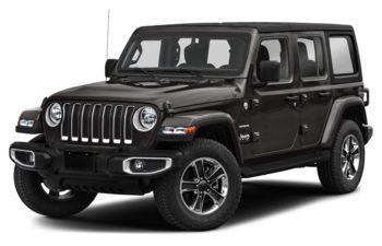 2021 Jeep Wrangler Unlimited - Granite Crystal Metallic