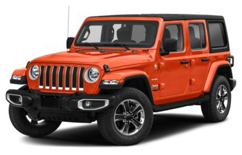 2020 Jeep Wrangler Unlimited - Punk n Metallic