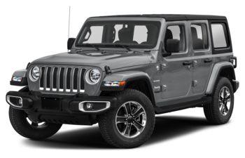 2021 Jeep Wrangler Unlimited - Billet Silver Metallic