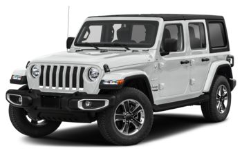 2021 Jeep Wrangler Unlimited - Bright White