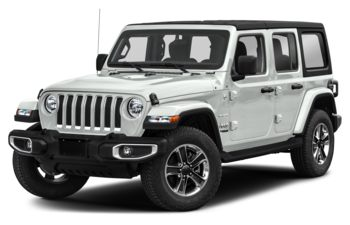 2021 Jeep Wrangler Unlimited - Bright White