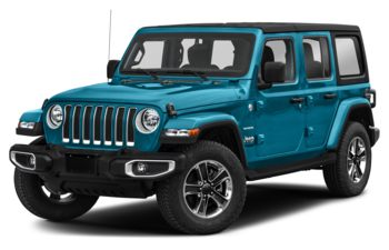 2021 Jeep Wrangler Unlimited - Chief