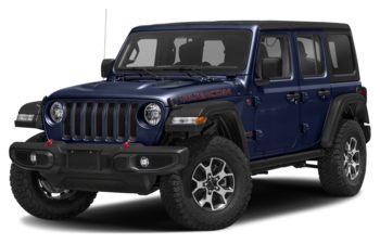 2020 Jeep Wrangler Unlimited - Ocean Blue Metallic