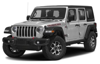 2021 Jeep Wrangler Unlimited - Sting-Grey