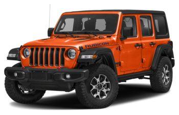 2020 Jeep Wrangler Unlimited - Punk n Metallic