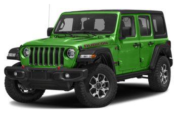 2020 Jeep Wrangler Unlimited - Mojito